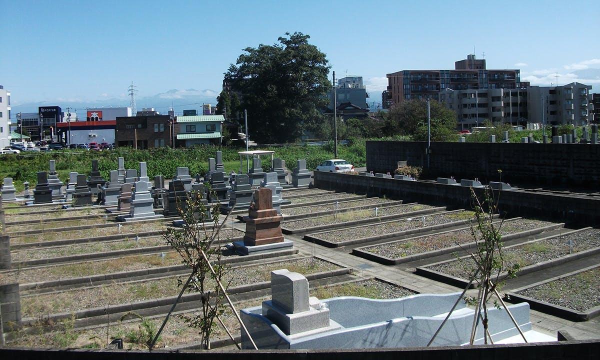 やすらぎの杜 浄徳墓苑