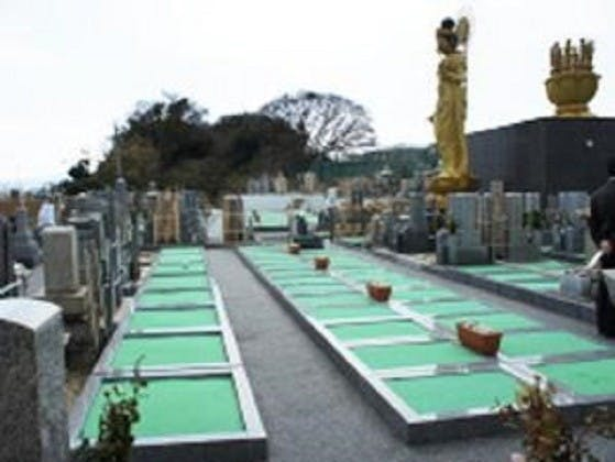 珊瑚寺墓地