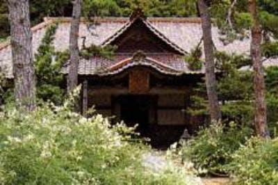 実性院墓苑