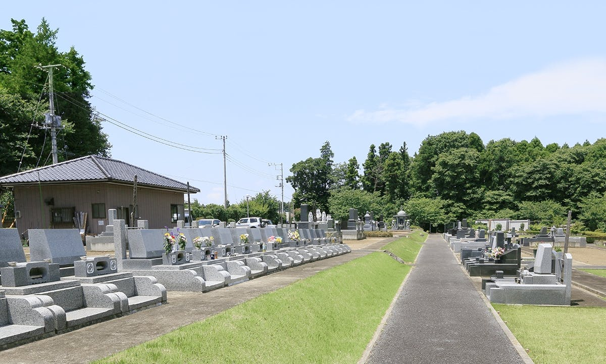 清寂の杜 歓喜院霊園