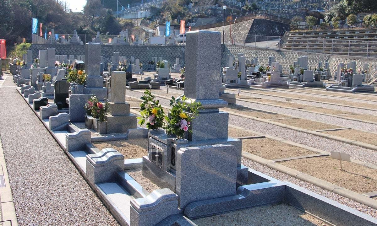 オアシス墓苑 福山西