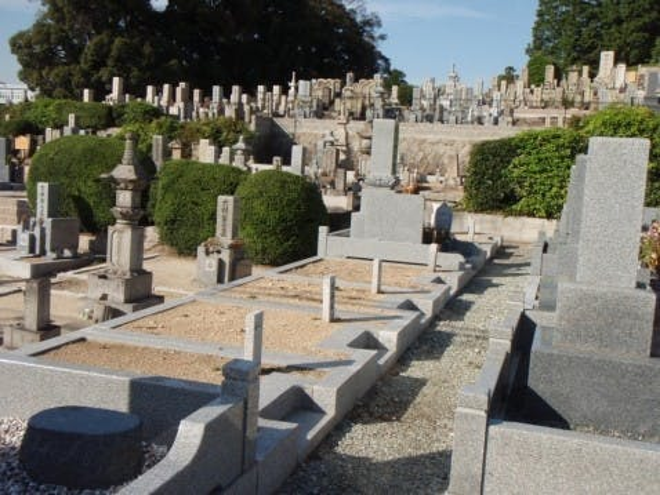 発志院墓地