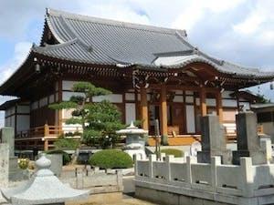 円福寺墓苑の画像