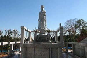 美郷霊園の画像