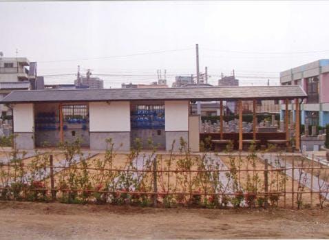 松巖山 長寿院霊園 紫雲境