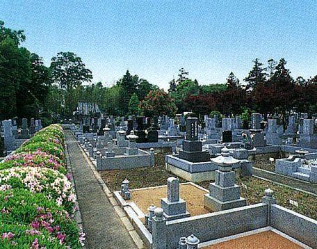 了善寺墓苑