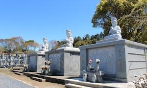 北浦霊園の画像