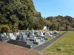 酒々井霊園の画像