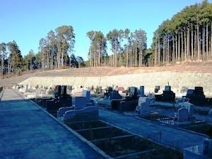 裾野市営墓地の画像