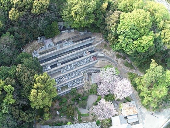 海禅寺墓苑