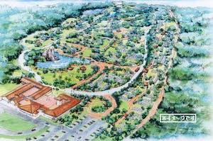 沖縄清明の丘公園の画像