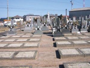 妙渕寺墓地の画像