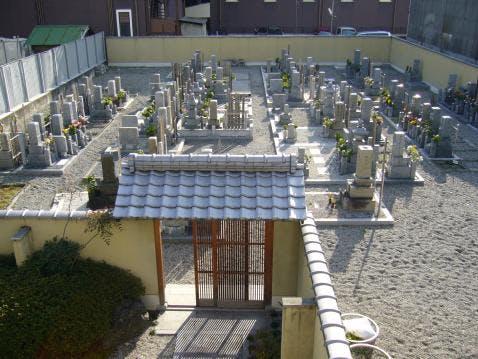 西京極墓苑
