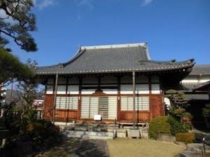 成道寺才仙町墓地の画像
