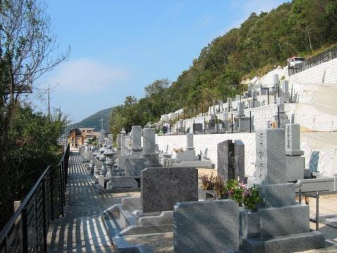 牟佐山崎墓地