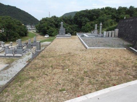 殿土井墓地
