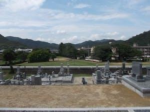 殿土井墓地の画像
