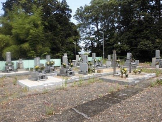 正善寺墓地