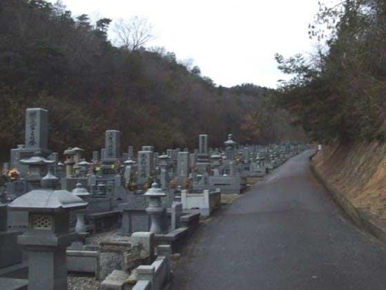 明智寺墓地