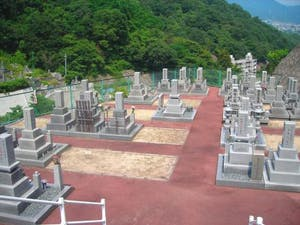 呉中央霊苑の画像