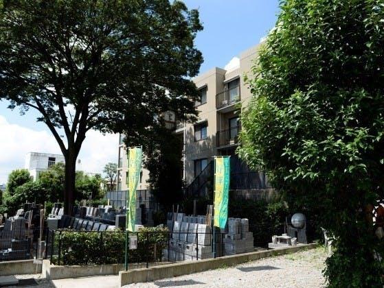 文京こひなた霊園