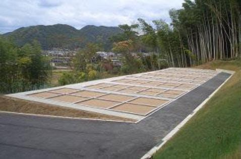 三隅堂ノ内墓地