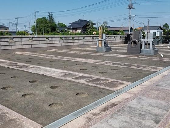 行田市 埼玉山霊園