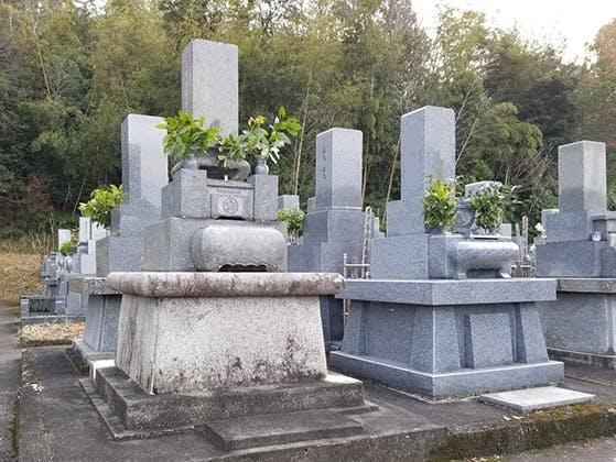 興禅寺墓地