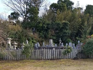 興禅寺墓地の画像
