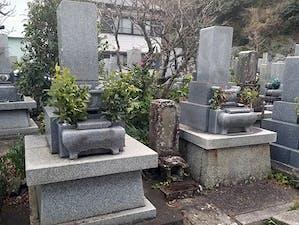 妙永寺墓地の画像