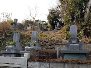 石井町 前山公園墓地の画像