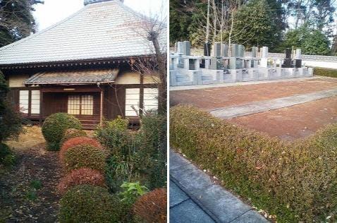 法界寺墓苑