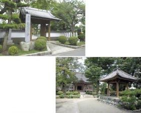 能徳寺墓苑の画像