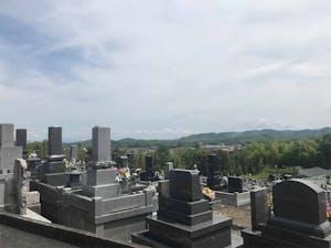 陽光台公園墓地の画像