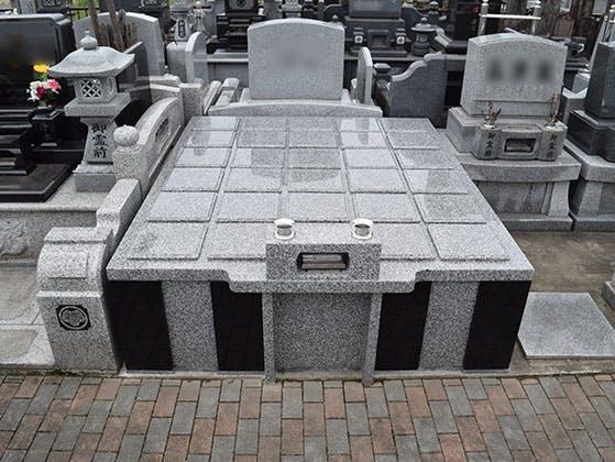 前橋西共同墓地【樹木葬】