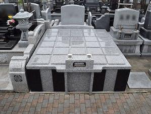 前橋西共同墓地【樹木葬】の画像