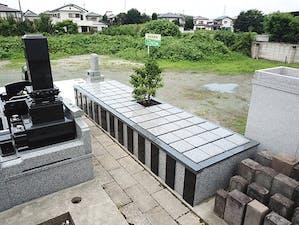 前橋東墓地【樹木葬】の画像