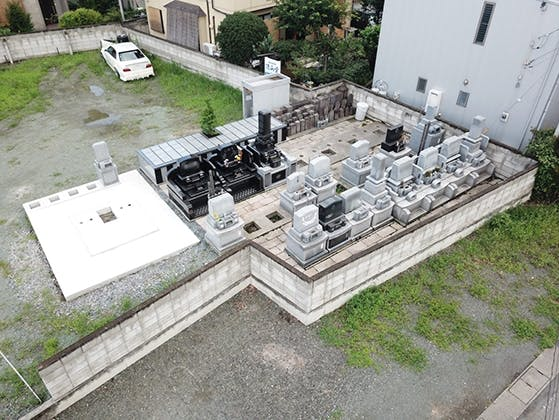 前橋東墓地【樹木葬】
