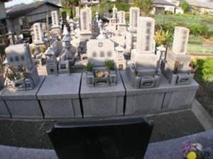 富岡東墓地の画像