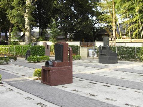 天台宗別格本山 中院墓苑