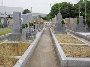 常盤墓地の画像