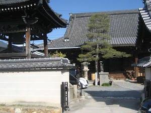万因寺の画像