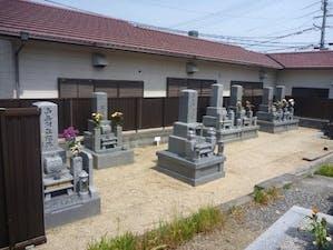 高岸寺墓地の画像