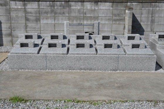 西光寺墓苑 (いつくしみの碑)