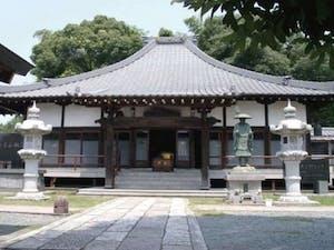 西蔵院墓苑の画像