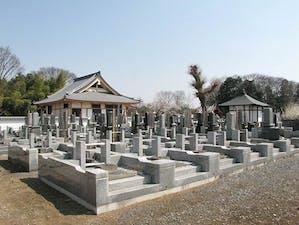 妙楽寺墓苑の画像