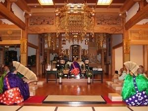 法光寺墓苑(伊奈町)の画像