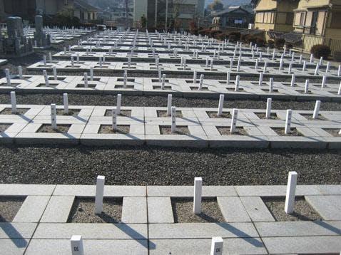 橋本野畑墓地