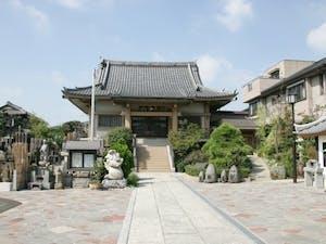 善徳寺墓苑の画像