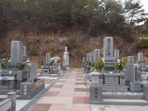 メモリアルパーク宮島海望苑の画像